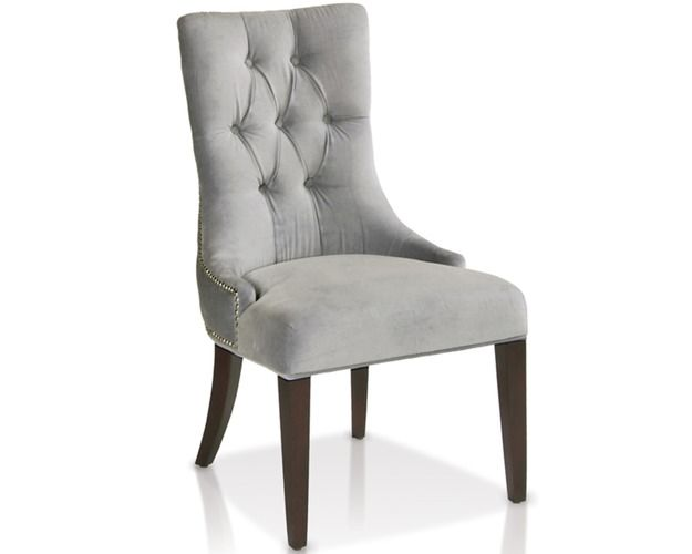 Skl80137 Boris Tufted Side Chair