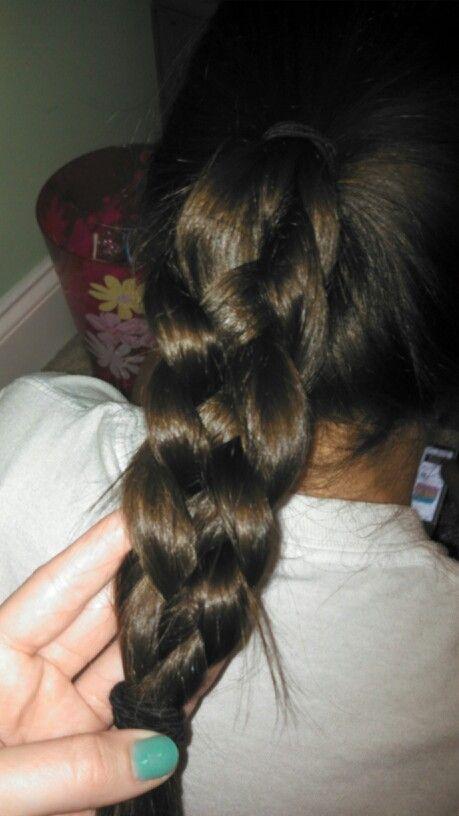 Julia's sailor's knot braid by morgan