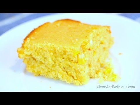 Clean cornbread recipe - I wonder what could be used instead of buttermilk to make it vegan?