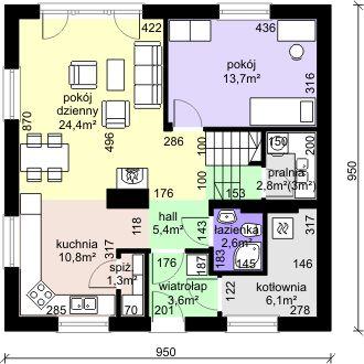 dom przy Cyprysowej 20