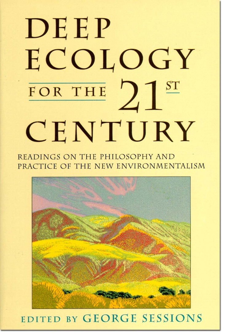 Deep Ecology - A wonderful, thick treasure trove to dig through.  Love it!
