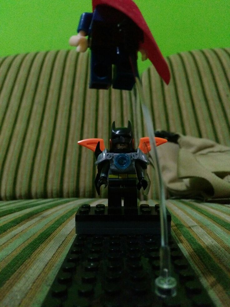 Batman v superman lego