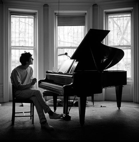 The beautiful thing about music is that, no matter how you feel whether sad or happy. You can express it in every key. It's a safe haven from this world.