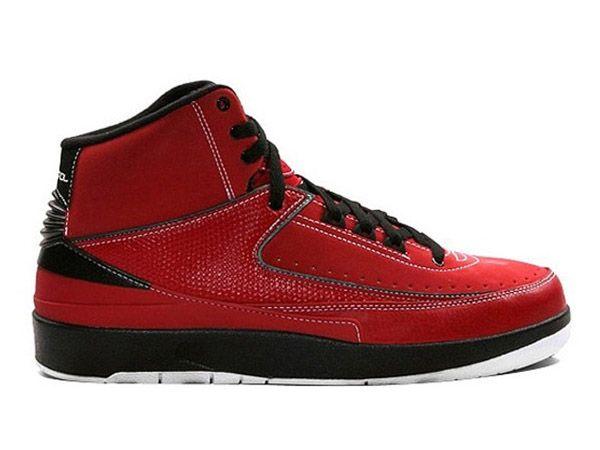 Homme Nike Air Jordan 2 Retro Chaussures 205