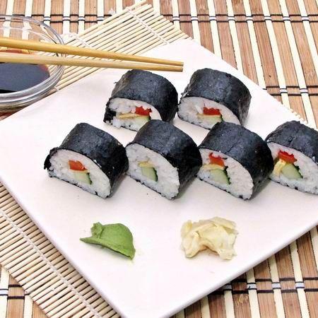 Egy finom Makizushi (maki sushi) ebédre vagy vacsorára? Makizushi (maki sushi) Receptek a Mindmegette.hu Recept gyűjteményében!