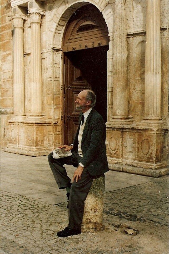 Nadir Afonso, 1995.
