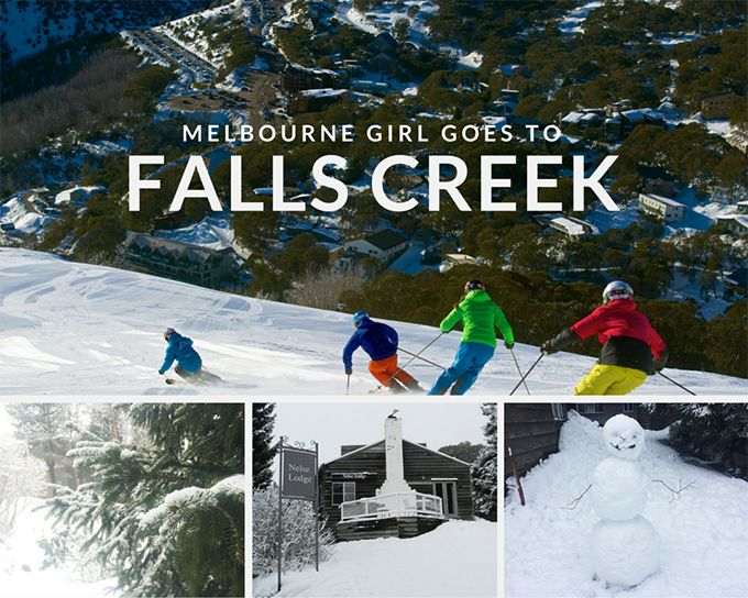 MELBOURNE GIRL GOES TO FALLS CREEK
