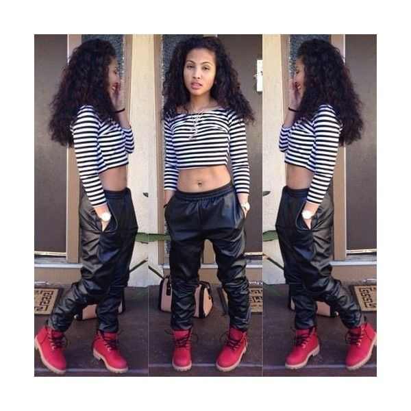 Girl Urban Thug/ Girls With Swag ❤ liked on Polyvore featuring outfits and girls