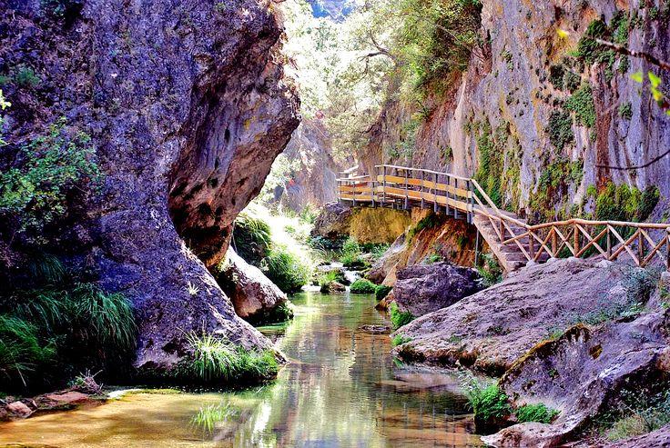 La ruta del Río Borosa, Sierra de Cazorla, Jaén - Spain