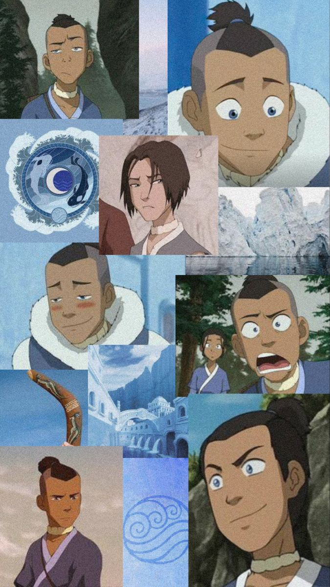 Sokka Atla Phone Wallpaper In 2020 Avatar Cartoon Avatar Zuko Avatar Picture