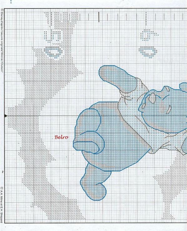 pooh size chart 3