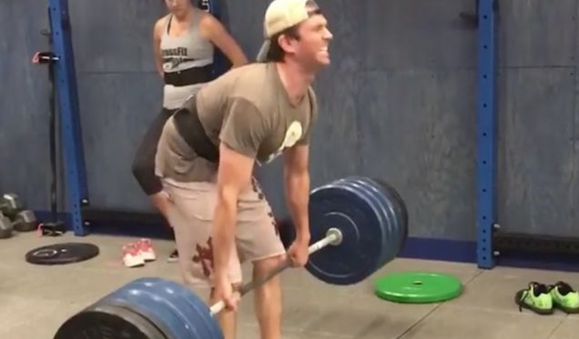 Donald Trump Jr. Is Good At Weightlifting And Should Lift Even More