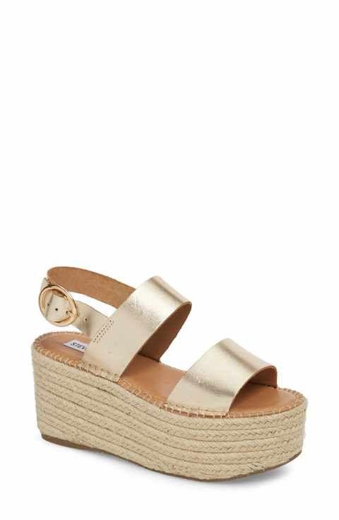 48015ee5297 Steve Madden Cali Espadrille Platform Sandal (Women)