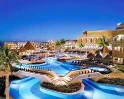 paradise. Moon Palace Cancun. its heaven