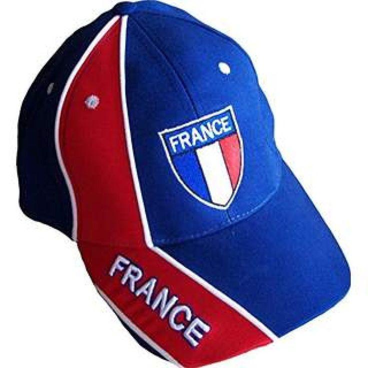 Casquette France euro 2016 du grossiste et import