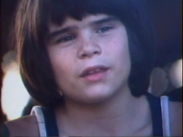 From the movie_ De amor se vive [1982] by Silvano Agosti. a kid named Frank.