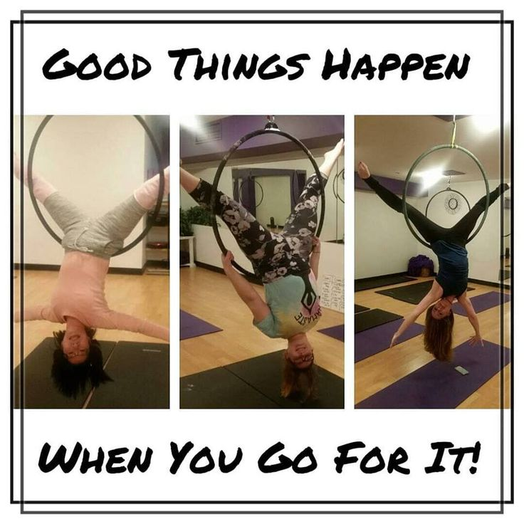 Good Things Happens When You Go For It!
