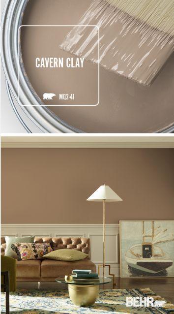 Gestalten Sie Einen Zeitlosen Stil In Der Innenausstattung Ihres Hauses Mit Behr Paint C