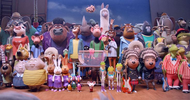 Sing Trailer Hits the High Notes with McConaughey & Witherspoon -- A zoo of colorful animals try to make their dreams come true by winning a singing contest in the new trailer for animated comedy Sing. -- http://movieweb.com/sing-movie-trailer-2016-matthew-mcconaughey-reese-witherspoon/