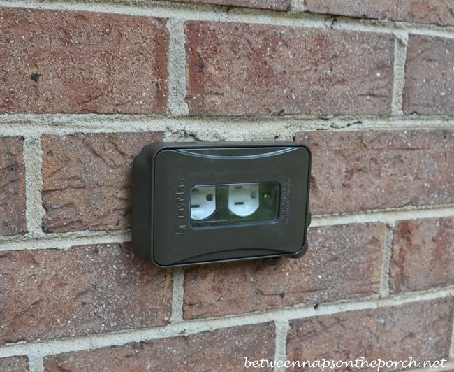 Best 25+ Outdoor outlet ideas on Pinterest | Party outlet, Timers ...