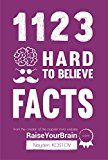 Free Kindle Book -   1123 Hard To Believe Facts: From the Creator of the Popular Trivia Website RaiseYourBrain.com (Paramount Trivia and Quizzes) Check more at http://www.free-kindle-books-4u.com/referencefree-1123-hard-to-believe-facts-from-the-creator-of-the-popular-trivia-website-raiseyourbrain-com-paramount-trivia-and-quizzes/