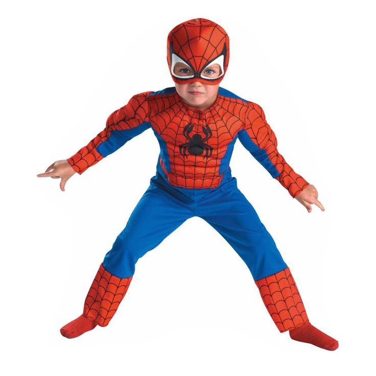 Первый взгляд на новый костюм Человека-паука.