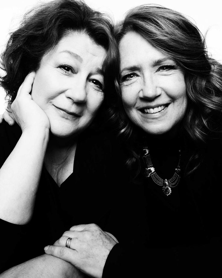 Margo Martindale and Ann Dowd