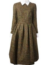 STELLA JEAN - tweed dress #dress #stellajean #womens #farfetch #dolcitrame #dolcitrameshop #fashionweek