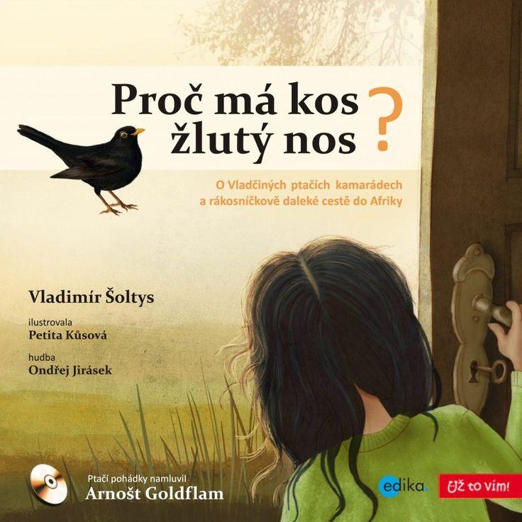Proč má kos žlutý nos :: Vladimír Šoltys