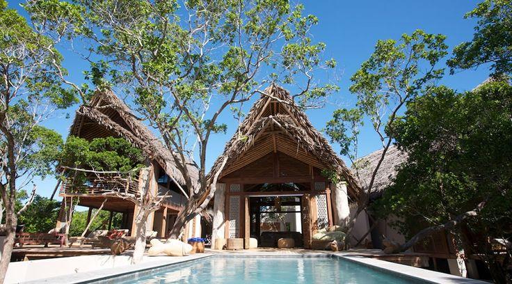 Vamizi island, step into a blue dream