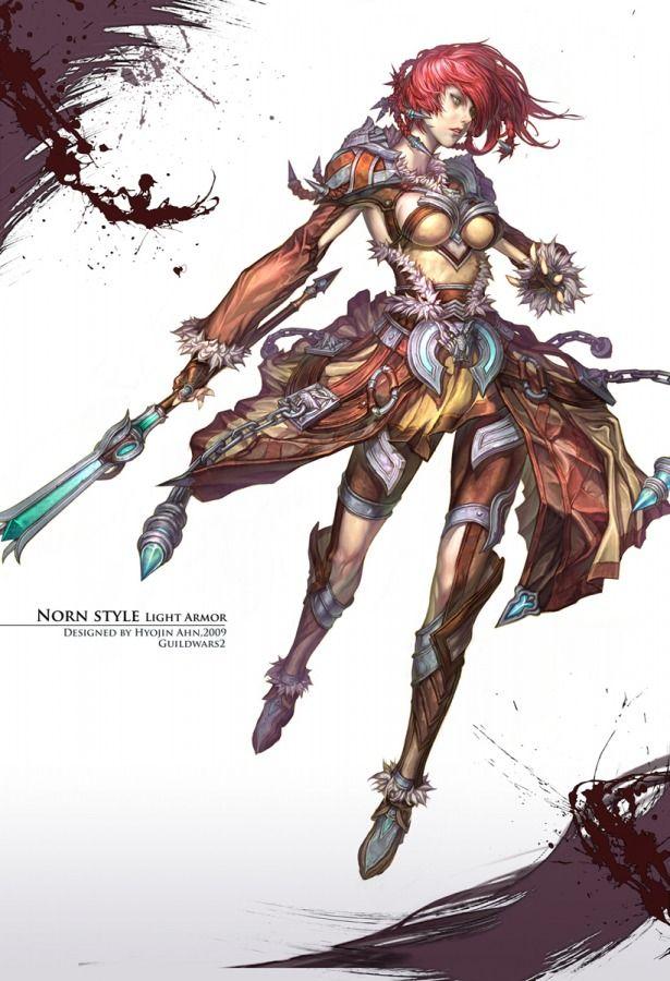 guild wars art - Google Search