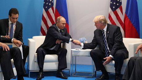 Who's in control? Body language expert shares Putin, Trump G20 observations with RT https://tmbw.news/whos-in-control-body-language-expert-shares-putin-trump-g20-observations-with-rt  There's more to the G20 summit than the words exchanged between world leaders, according to body language expert Robert Phipps, who examined the participants' non-verbal gestures and shared his findings with RT.A video of the gathering shows a much-anticipated handshake between US President Donald Trump and…