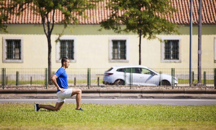 Oefeningen om je kwetsbare knieën gezond te houden.