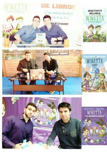 Vegetta y Willy ❤