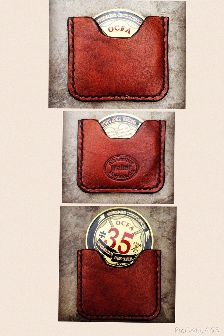 etsy challenge coin holder