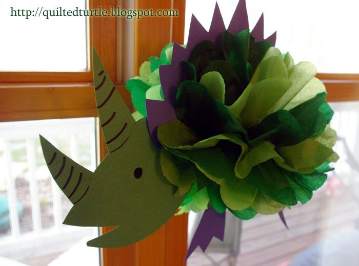 495 best parties dinosaurs dino dig images on pinterest for Dinosaur decor