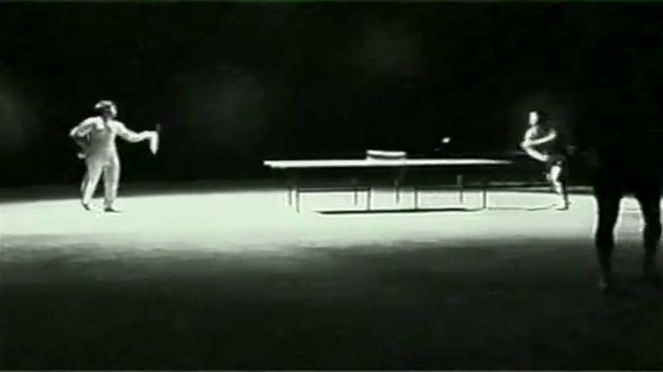 Легендарная партия Брюс Ли в пинг понг / X-Planet Channel