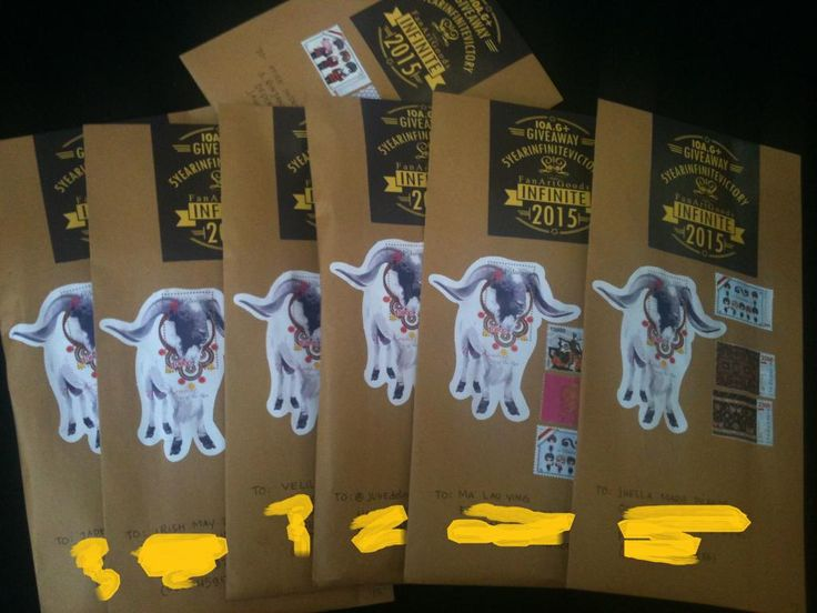 Sending Giveaway for Inspirit 2015 - CLOSE
