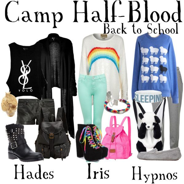 """""""Percy Jackson"""" by totallytrue on Polyvore"""