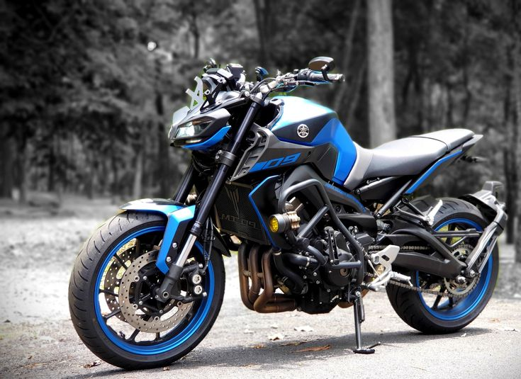 Yamaha Unveils the All-New MT-09 Hyper-Naked Motorcycle