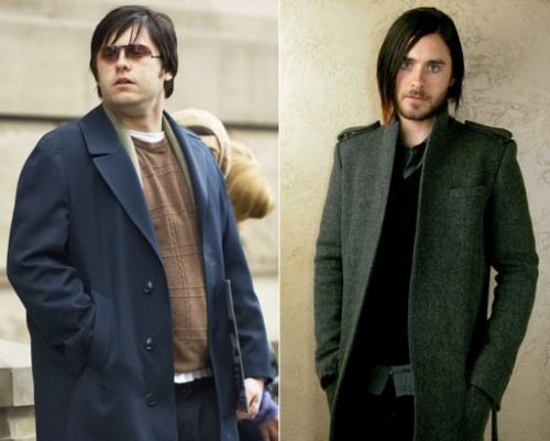 Is Jared Leto now over-weighed?