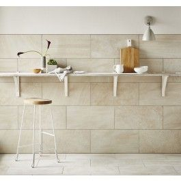 Inverno Beige Marble Rectified Wall And Floor Tile