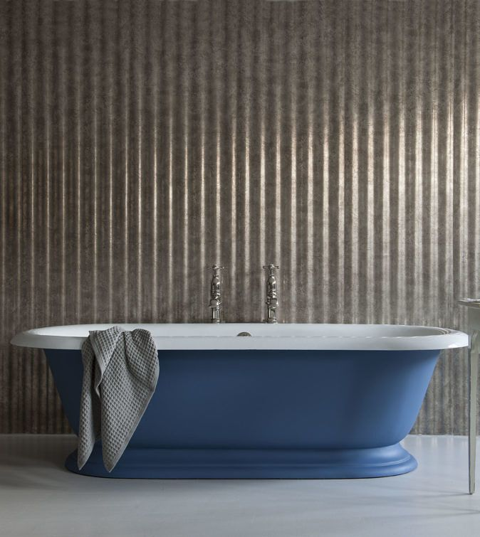 whether youu0027re looking for a cast iron or copper bath roll top