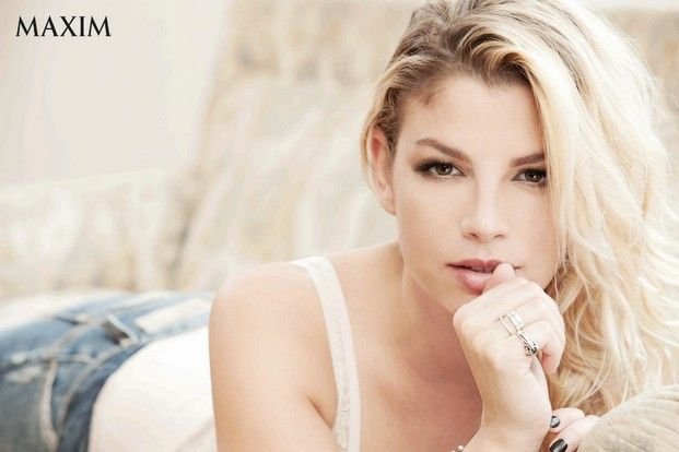 Emma Marrone Maxim Novembre 2014