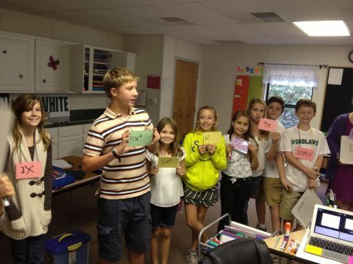 Simplifying Algebraic Expressions Activity | Combining Like Terms   This is an awesome kinesthetic activity with higher order thinking involved. Love it!