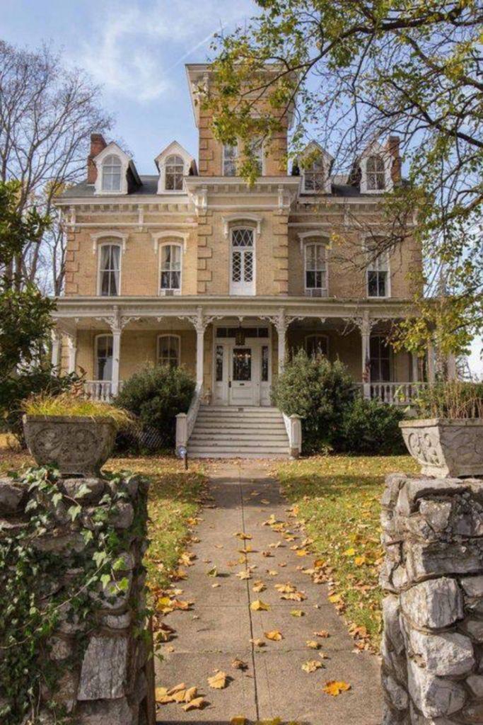 1885 Queen Anne In Winchester Virginia Arquitectura