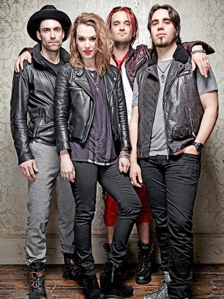 """Just like old school Sabbath, Zeppelin and Lemmy, I need to drop it down low and make it heavy."" ~ Halestorm // I Like It Heavy"