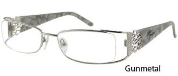 prescription eyeglasses with bling   harley davidson hd359