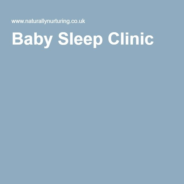 Baby Sleep Clinic