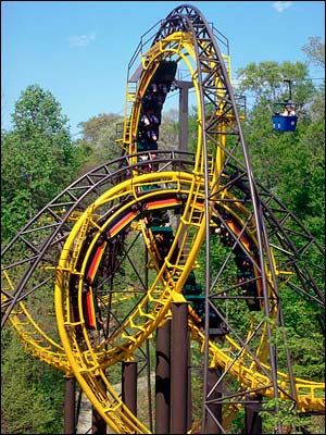 17 Best Images About Roller Coasters On Pinterest Ohio